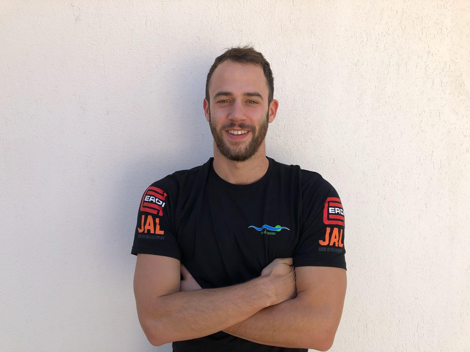 Ook Luka Jovanović aan herenselectie toegevoegd