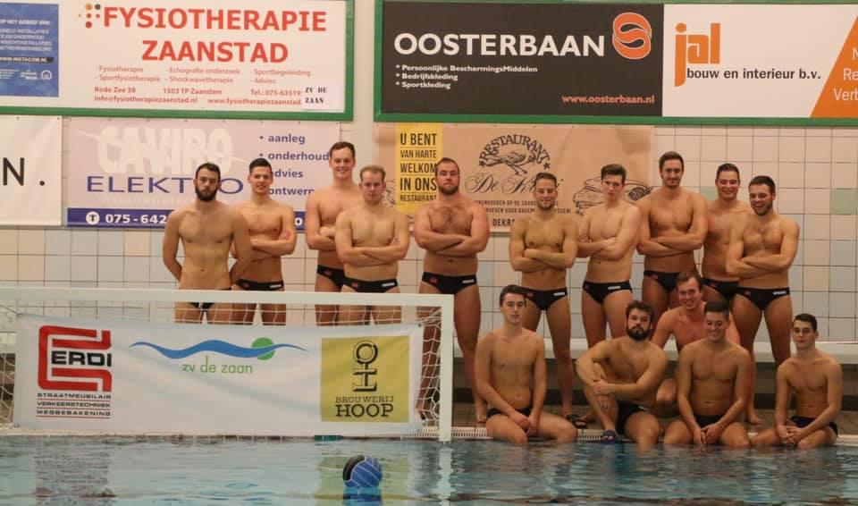 Waterpolo nieuwsbrief ZV De Zaan